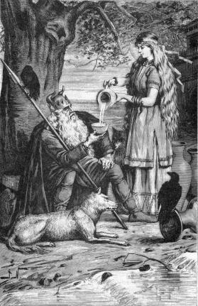 Odin & Saga
